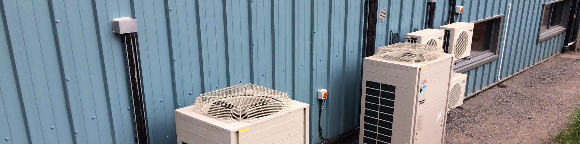 AMS Exeter Air Conditioning Installation